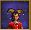 Hat Helm of Daring Male