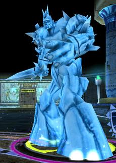 Glacial Avenger