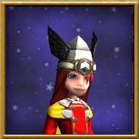 Hat DS Spiderkeeper's Darkshroud Female