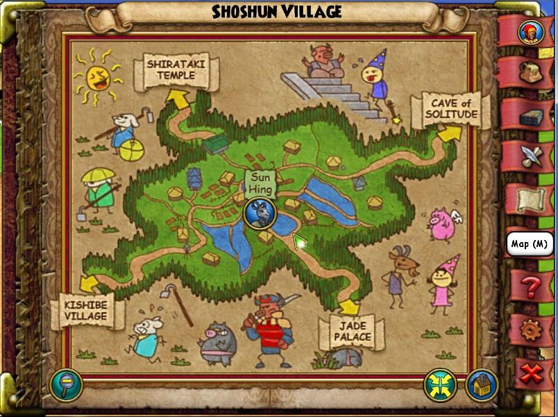 Soshunvillage