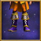 Footsoldier's Footgear Male