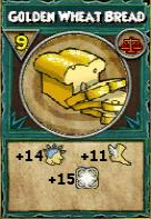 Snack Golden Wheat Bread