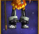 Yakedo's Sandals of Belief