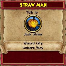 Q WC Straw Man
