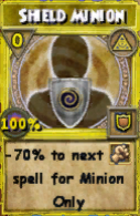 Shield Minion