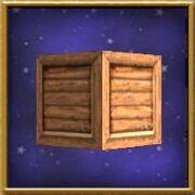 DarkWoodCrate-WizardCityFurniture