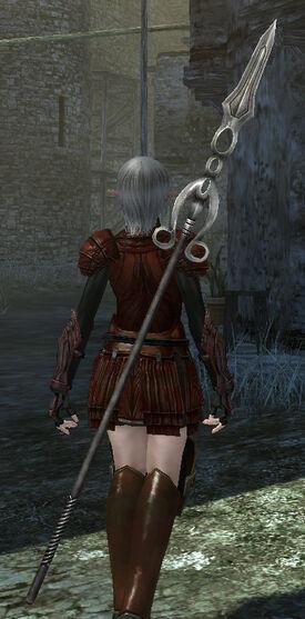 Spear Sarissa