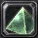 Triangle Gem Icon