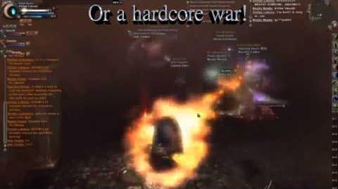 Wizardry Online EU event Trailer Assassins vs Guardians