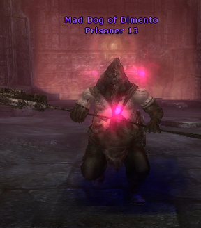 Mad Dog of Dimento Prisoner 13