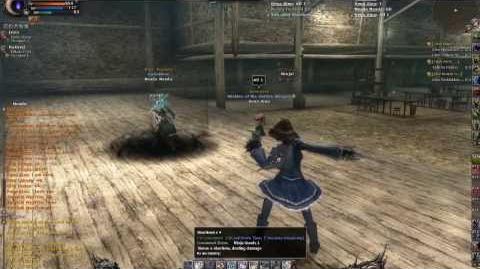 Wizardry Online Ninja sneak peak 2
