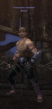 Treasure Hunter Bozo