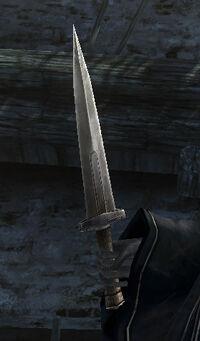 Dagger Steel Edging