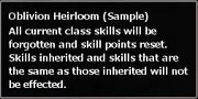 Oblivion Heirloom Sample2