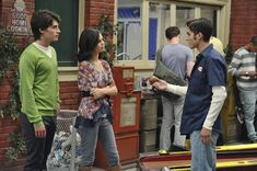 Alex, Mason, and Dean