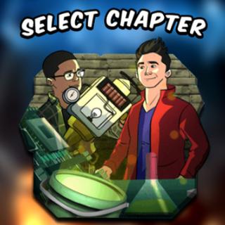 Chapter 2 - <i>Benny's Shed</i>