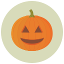 File:Halloween pumpkin icon happy.png