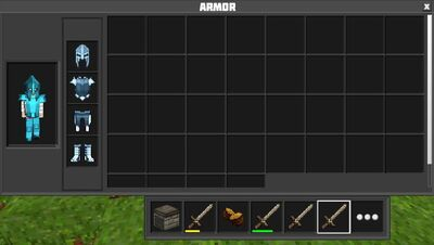 Inventory-armor