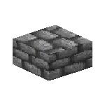 Cobblestone slabs