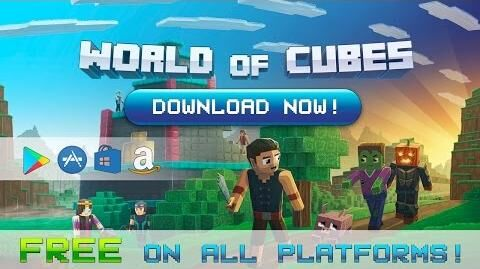 Play for FREE World of Cubes is FREE on all platforms Now!