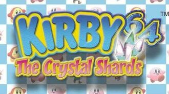 Inside the Ruins - Kirby 64 The Crystal Shards Music Extended