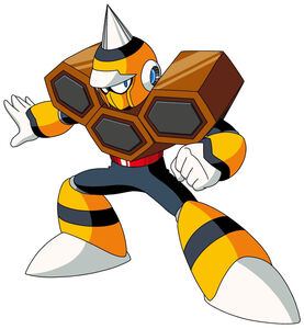 Hornetman