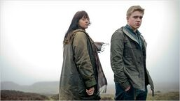 Wolfblood Ceri and rhydian