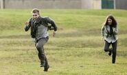 Wolfblood running