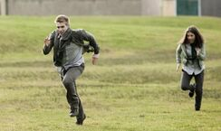 Wolfblood running