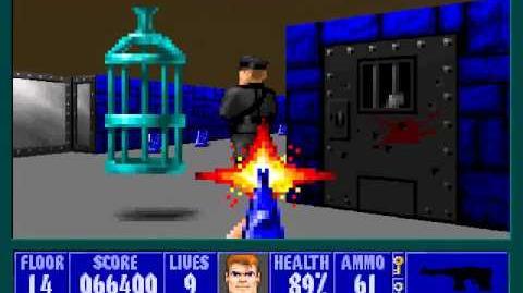 Spear Of Destiny 2 - Return To Danger - Floor 16 (Atomic Research Area 4)