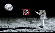 Wolfenstein The flag on the moon 045899