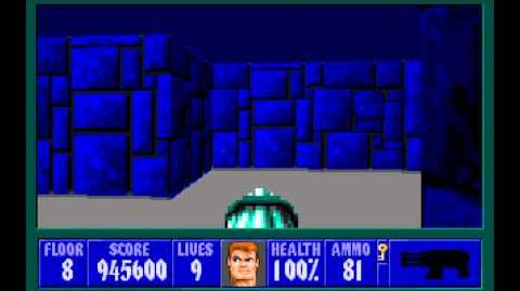 Spear of Destiny (id Software) (1992) Floor 8 HD