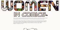 Bronx Heroes' Women in Comics
