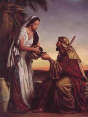 1.9A-6 REBEKAH Rebekah at the well