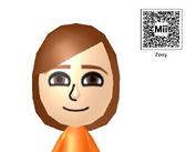 Zoey Mii