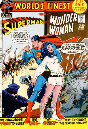 World's Finest Comics v1 204