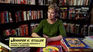 Wonder Women doc Jennifer K. Stuller