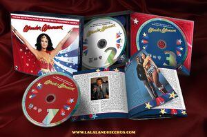 Lalaland 3disc spread