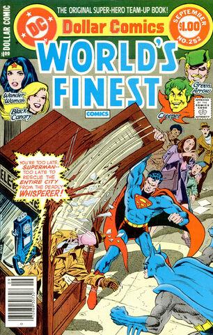 World's Finest Comics v1 252