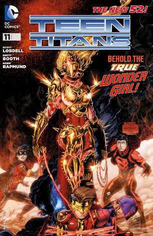 Teen Titans Vol 4-11 Cover-1