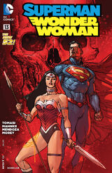 Superman-Wonder Woman 13