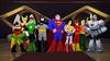 DC Super Friends 99 13 League vs Legion