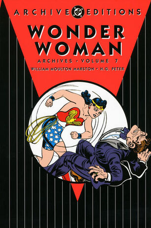 Wonder Woman Archives 07