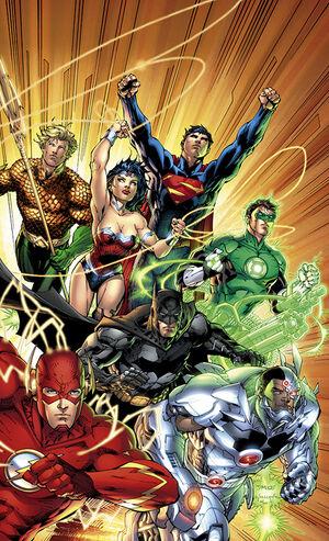 Justice League Vol 2-1 Cover-1 Teaser