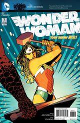 Wonder Woman Vol 4-7 Cover-1
