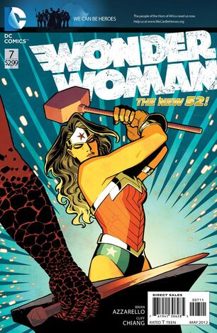 Wonder Woman Vol 4-7 Cover-1