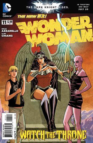 Wonder Woman Vol 4-11 Cover-1