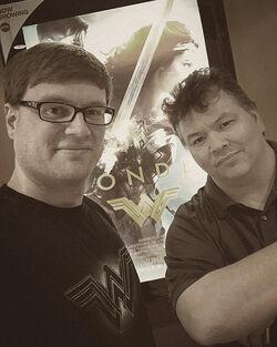 WWWiki founders Scarecroe and Alex7000