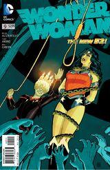Wonder Woman Vol 4-9 Cover-1