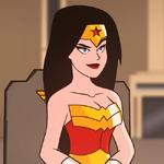 Wonder Woman - DC Super Friends 2015